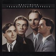 Click here for more info about 'Kraftwerk - Trans-Europe Express - shrink'
