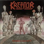 Click here for more info about 'Kreator - Terrible Certainty'