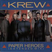 Click here for more info about 'Krew - Paper Heroes (Extended Mix)'