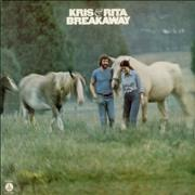 Click here for more info about 'Kris Kristofferson & Rita Coolidge - Breakaway'