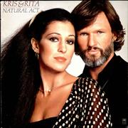 Click here for more info about 'Kris Kristofferson & Rita Coolidge - Natural Act'