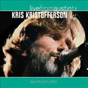 Click here for more info about 'Kris Kristofferson - Live From Austin, TX'