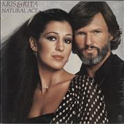 Click here for more info about 'Kris Kristofferson - Natural Act - Sealed'