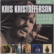 Click here for more info about 'Kris Kristofferson - Original Album Classics'