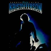 Click here for more info about 'Kris Kristofferson - Surreal Thing'