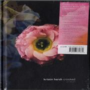 Click here for more info about 'Kristin Hersh - Crooked - Sealed Book'