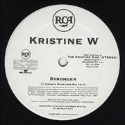Click here for more info about 'Kristine W - Stronger Doublepack'