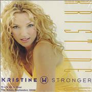Click here for more info about 'Kristine W - Stronger'