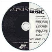 Click here for more info about 'Kristine W - The Power Of Music'