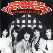 Click here for more info about 'Krokus - Bad Boys Rag Dolls'