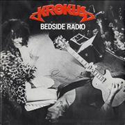 Click here for more info about 'Krokus - Bedside Radio - Clear Vinyl'