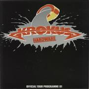 Click here for more info about 'Krokus - Hardware Tour 81'