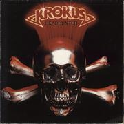 Click here for more info about 'Krokus - Headhunter'