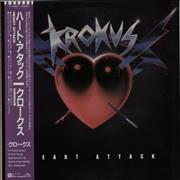 Click here for more info about 'Krokus - Heart Attack'