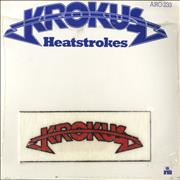 Click here for more info about 'Krokus - Heatstrokes'