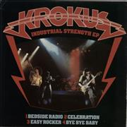 Click here for more info about 'Krokus - Industrial Strength EP'