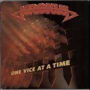 Click here for more info about 'Krokus - One Vice At A Time + Merch Insert'