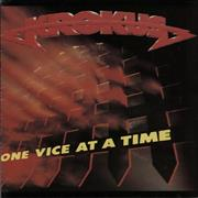 Click here for more info about 'Krokus - One Vice At A Time'
