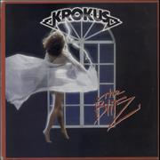 Click here for more info about 'Krokus - The Blitz'