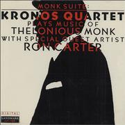 Click here for more info about 'Kronos Quartet - Monk Suite: Kronos Quartet Plays Music Of Thelonious Monk'