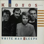 Click here for more info about 'Kronos Quartet - White Man Sleeps'