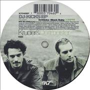 Click here for more info about 'Kruder & Dorfmeister - Black Baby'