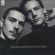 Click here for more info about 'Kruder & Dorfmeister - G-Stoned'