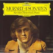 Click here for more info about 'Krystian Zimerman - Mozart: 4 Sonaten'