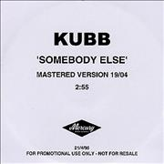 Click here for more info about 'Kubb - Somebody Else'