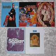 Click here for more info about 'Kula Shaker - Collection Of 5 Reissue Paper Sleeve 7
