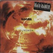 Click here for more info about 'Kula Shaker - Govinda + Poster'