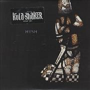 Click here for more info about 'Kula Shaker - Hush - Original'