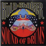 Click here for more info about 'Kula Shaker - Sound Of Drums - CD1'