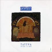 Click here for more info about 'Kula Shaker - Tattva - 1st Issue - Numbered Picture Sleeve'