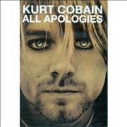 Click here for more info about 'Kurt Cobain - All Apologies'