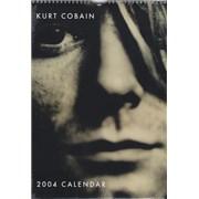 Click here for more info about 'Kurt Cobain - Calendar 2004'