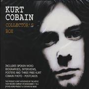 Click here for more info about 'Kurt Cobain - Collector's Box'