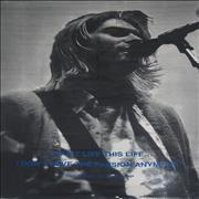 Click here for more info about 'Kurt Cobain - I Can't Live This Life Scarf'