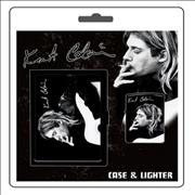Click here for more info about 'Kurt Cobain - ID Case & Lighter'