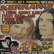 Click here for more info about 'Kerrang! Magazine - Kerrang! Magazine - Sep 95'
