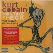 Click here for more info about 'Kurt Cobain - Montage Of Heck: The Home Recordings - Sealed'
