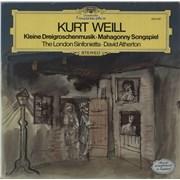 Click here for more info about 'Kurt Weill - Kleine Dreigroschenmusik / Mahagonny Songspiel'