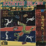 Click here for more info about 'Kurtis Blow - Break To Rap'