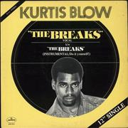 Click here for more info about 'Kurtis Blow - The Breaks'