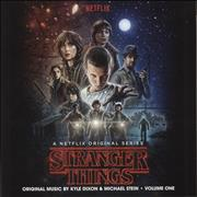 Click here for more info about 'Kyle Dixon & Michael Stein - Stranger Things - Volume One - Aquamarine With White And Black Splatter'