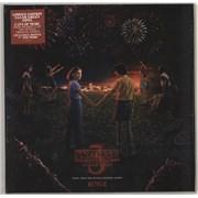 Original Soundtrack Stranger Things 3 - Green Vinyl + Bonus 7
