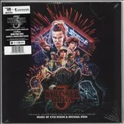 Click here for more info about 'Kyle Dixon & Michael Stein - Stranger Things 3 (Original Score) - 180gram Neon Pink Vinyl - Sealed'