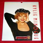 Click here for more info about 'Kylie Minogue - 1990 Calendar'