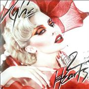 Click here for more info about 'Kylie Minogue - 2 Hearts - Sealed'