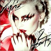 Click here for more info about 'Kylie Minogue - 2 Hearts'